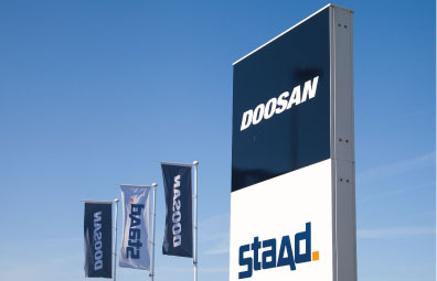 Doosan-and-Bobcat - Portfolio